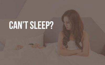 Did You Know Insomnia Regularly Affects 1 in 3 people in the UK?